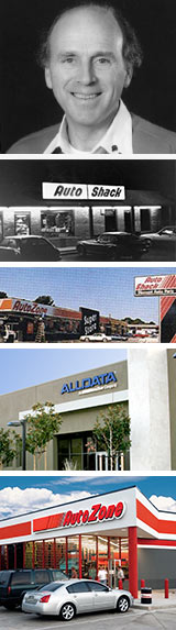 AutoZone History