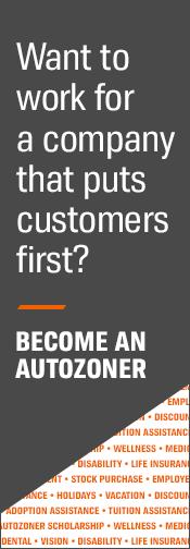 Working Here - AutoZone Careers