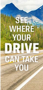 See where your drive can take you